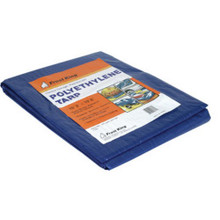 16 X 20' Blue Vinyl Heavy Gauge Tarp