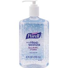 Purell Instant Hand Sanitizer-8 Ounce Pump