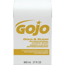 "800 Ml Gojo Gold And Klean ""Case Of 12"""