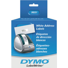 "DYMO Labels 3.5"" x 1.13"" Pkg Of 2"""