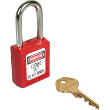 Master Red Ka Safety Lockout Padlock
