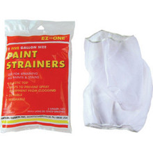 "5 Gal Nylon Paint Strainer ""Pkg Of 2"""