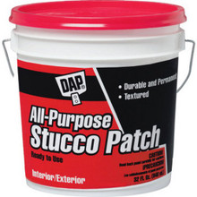 1 Gal Pre-Mixed Stucco Patch