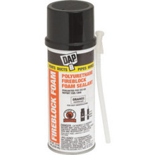 12 Ounce Dap Fireblock Foam Sealant