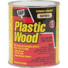 16 Ounce Dap Plastic Wood Wood Filler