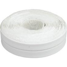 """1-5/8"""" X 11' White Tub & Wall Caulk Strip"""