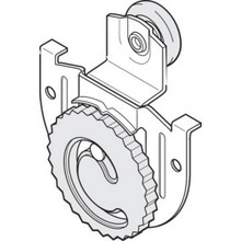 "Rear Atlis Wardrobe Roller ""Pkg Of 2"""
