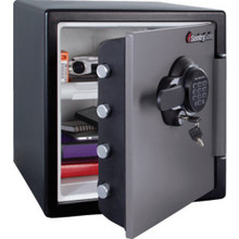 "Sentry Fire Rated Electronic Safe ""Fob"""