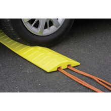 6' Speed Bump Cable Guard
