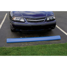 Gray Protective Parking Stop
