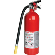 Rechargable 2-A/10B/C Fire Ext Fob