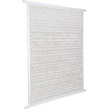 "36"" Screen Door Protective Grille - White"
