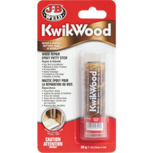 Kwikwood Wood Repair Epoxy Putty Stick