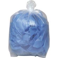 "55-60 Gal 6 Mil Clear Bag ""Pkg Of 25"""