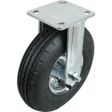 "8"" Pneumatic Wheel Rigid Caster"