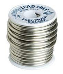 1 Lb Lead Free Rosin Electrical Solder