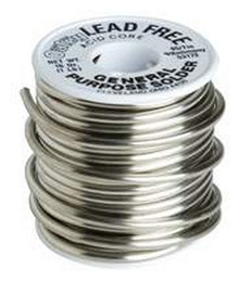 1 Lb Lead Free Acid Core Solder