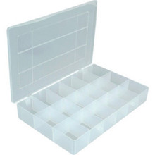 18 Compartment Parts Storage Case