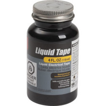 4Ounce Liquid Tape - Black