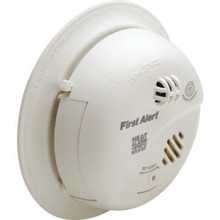Brk Ac/Dc Photoelectric Co/Smoke Alarm