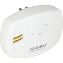 Brk 120 Volt Ac Plug-In Co Alarm W/Batt