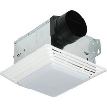 Snap-In Ceiling Light And Exhaust Fan