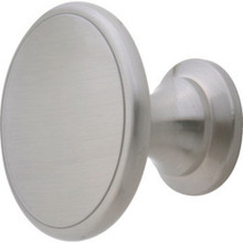 "1-3/4"" Bi-Fold Knob-Satin Nickel"