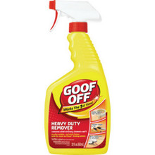 22 Fl Ounce Goof Off 2 Latex Paint Remover