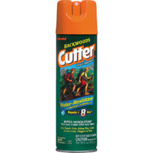 6 Ounce Cutter Backwoods Insect Repellent