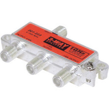 Hi-Performance 3-Way Coax Splitter