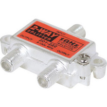 Hi-Performance 2-Way Cable Splitter