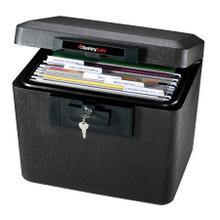 Sentrysafe 1170 Security Fire File - Black