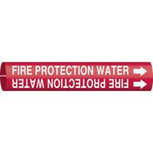 1.5 - 2.375 So Pipe Mkr Red Fir Prt Water