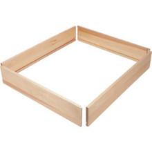 """4"""" High Hardwood Drawer Kit"""