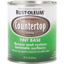 1Qt Countertop Coating - Black