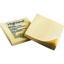 "3 X 3"" Self-Stick Notes Pk/12, Yellow"