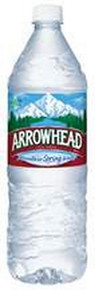"Ca Arowhead Spring Water.5L ""Case Of 24"""