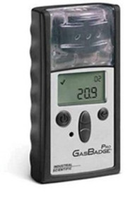Gasbadge Carbmonoxsingle Gas Monitor