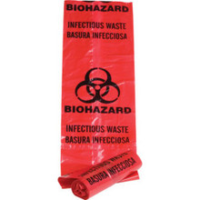 """3 Gal Infectious Waste Bag """"Box Of 200"""""""