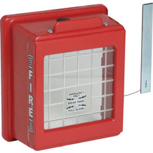 Pull Fire Alarm Protective Cover