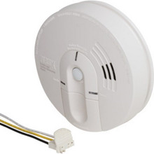Esl Ac Photo Smoke Alarm W/A C Contacts