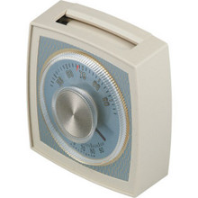 Robertshaw 24V Heat/Cool Thermostat-Ivry