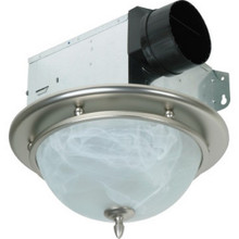 Sn Ceiling Light W/Exhaust Fan