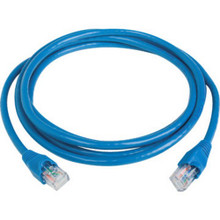 Cat-6 7Ft. Enhanced Patch Cord - Blue