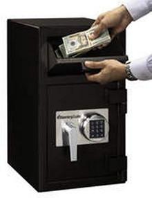 Sentrysafe Depository Safe, 1.09