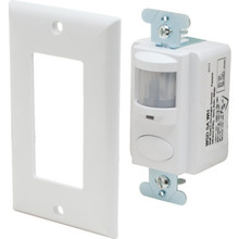Motion Sensor Switch White Dwos-J