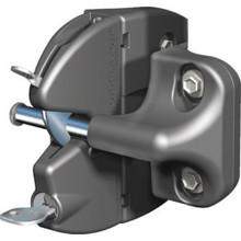 Lokklatch Round Post Key-Lockable Latch