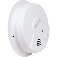 Battery Smoke Alarm With U.S.T.