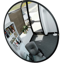 "12"" Glass Indoor Convex Mirror"