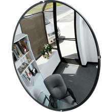 "18"" Glass Indoor Convex Mirror"